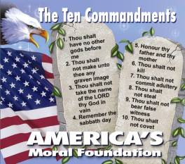 ten Commandments Decalogue